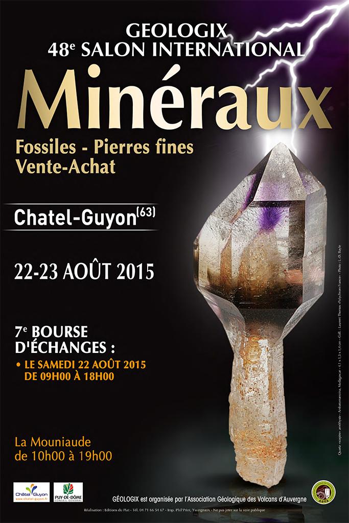 Trobades de Micromounts a França Ete2015
